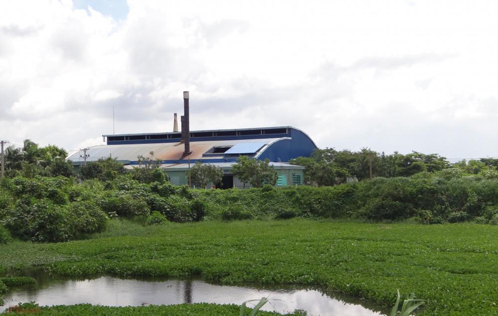 Nhà máy xử lý rác y tế ở xã Đông Thạnh, huyện Hóc Môn (TP.HCM) là nơi xử lý rác có nguy cơ nhiễm virus Sars-CoV2 cho địa bàn TP.HCM. Ảnh: Hoàng Nhiên