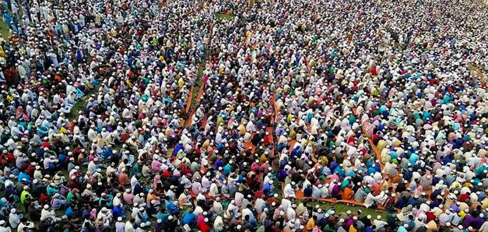 Hơn 10.000 tín đồ tập trung cầu nguyện để đuổi  dịch  COVID-19 ở  Bangladesh
