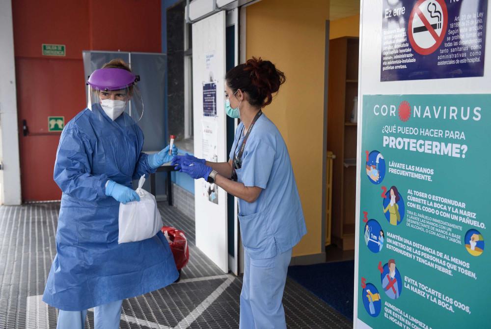 Số ca nhiễm SARS-CoV-2 tại Hoa Kỳ vượt quá 209.071 người.