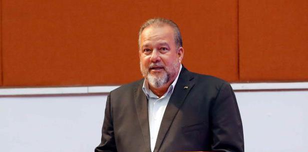 Thủ tướng Manuel Marrero. Ảnh: Radio Rebelde