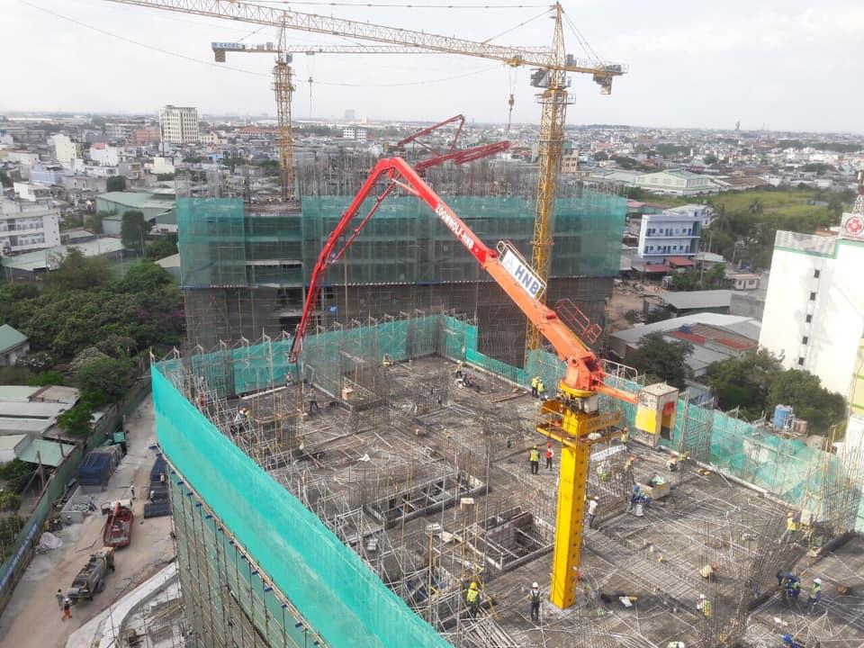 Sở Xây dựng TPHCM yêu cầu tạm ngưng các công trình xây dựng không khẩn cấp