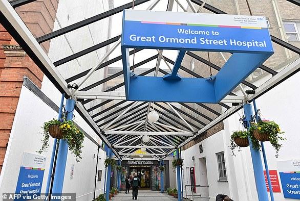 Bệnh viện Great Ormond Street là một trong những bệnh viện nhi khoa hàng đầu nước Anh.