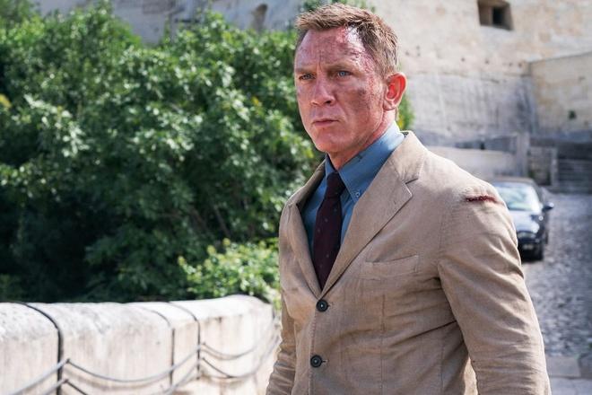 Siêu phẩm 007: No time to die được dời ra mắt đến 25/11 năm nay.
