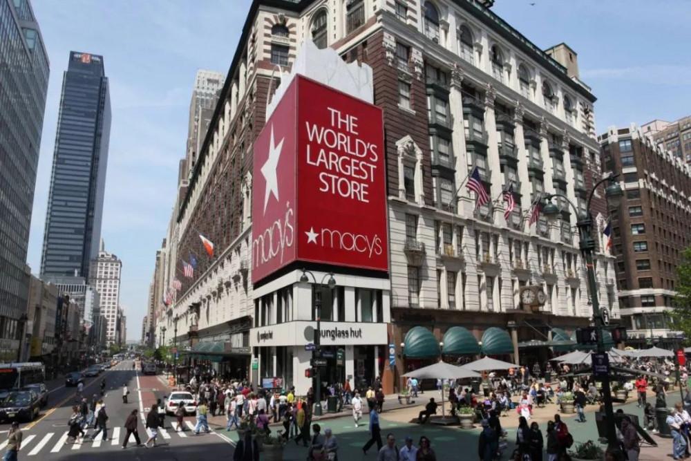 Một loạt chuỗi cửa hàng kinh doanh thời trang đóng cửa tại Mỹ.