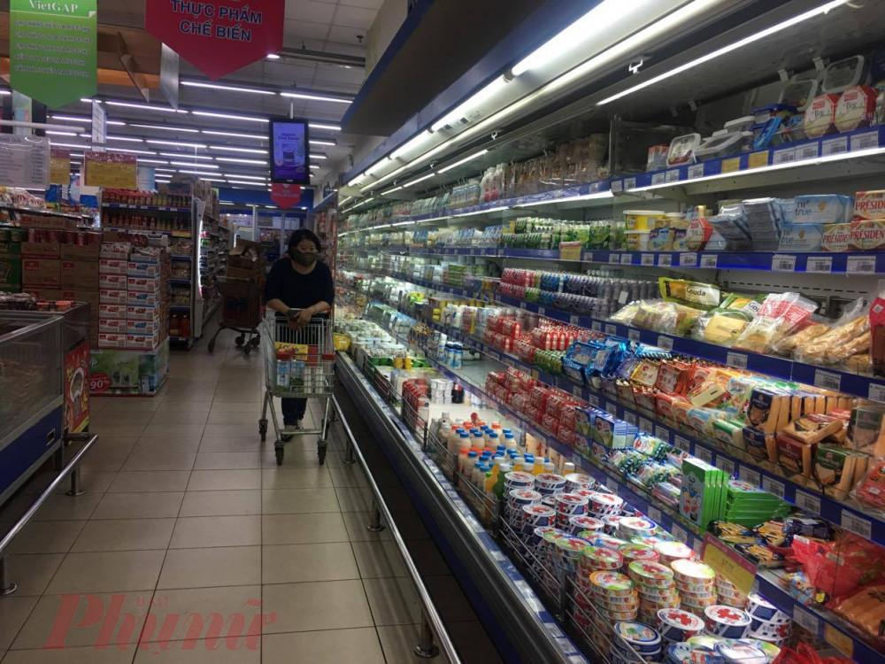 Người tiêu dùng tăng mua sắm các sản phẩm dinh dưỡng tăng hệ miễn dịch cho trẻ em và người cao tuổi