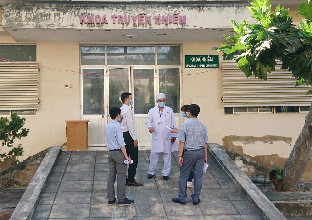 7 ca COVID-19 ở Bình Thuận được công bố khỏi bệnh sáng 3/4
