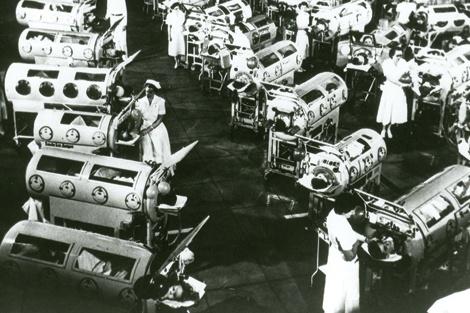 Đối với hàng ngàn người Mỹ mắc bệnh bại liệt, đó là một sự cứu rỗi kỳ diệu, khiến nó có thể thở dù bị tê liệt.