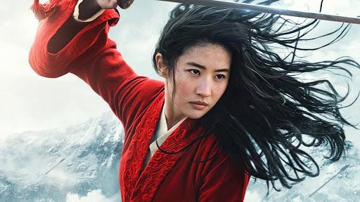 Phim Mulan đã có buổi ra mắt vào tháng 3 nhưng không thể phát hành vì nhiều rạp tại một số quốc gia đóng cửa.