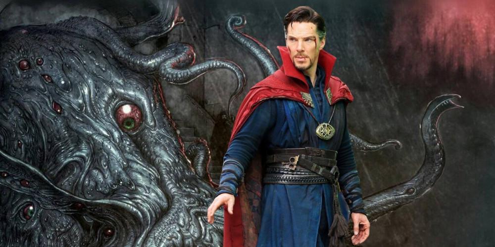 Doctor Strange in the Multiverse of Madness cũng phải lùi lịch phát hành vì dịch.