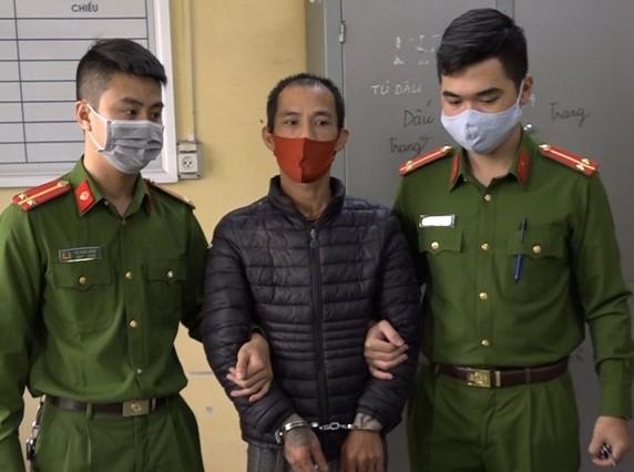 Đối tượng đuổi chém Chủ tịch phường bị bắt giữ.