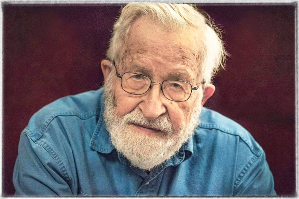 Giáo sư Noam Chomsky