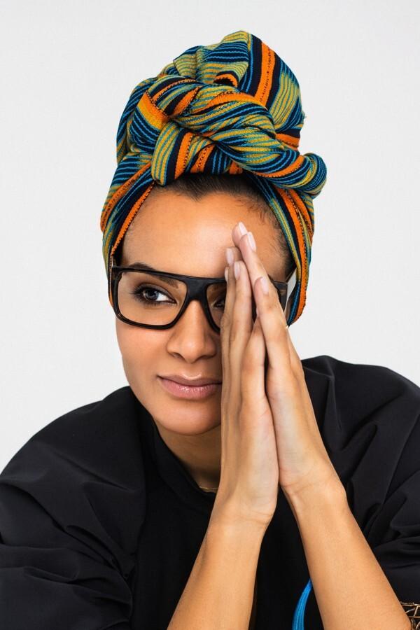 Nhà thiết kế người Ý gốc Haiti Stella Jean