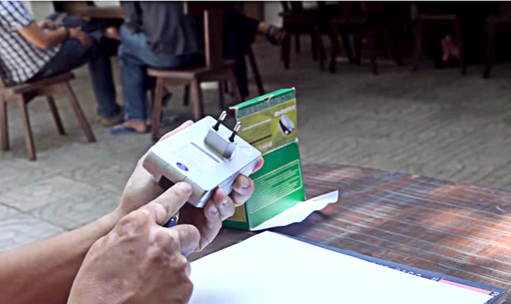 Nhiều sản phẩm được rao tiết kiệm điện chỉ là lừa đảo