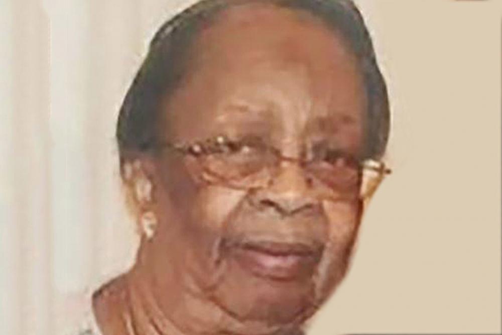 Cụ bà Antoinette Franklin qua đời ngày 23/3 - Ảnh: People