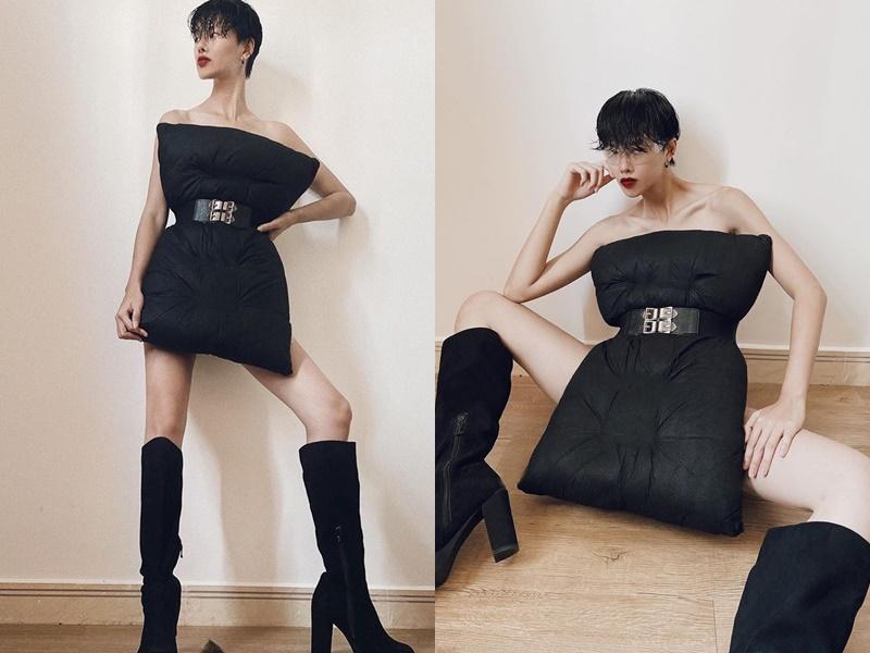 Người mẫu Hà Kino