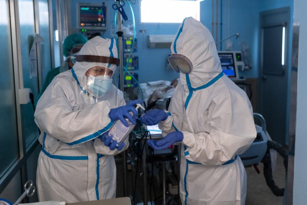 Số ca nhiễm SARS-CoV-2 tại Mỹ vượt quá nửa triệu người.