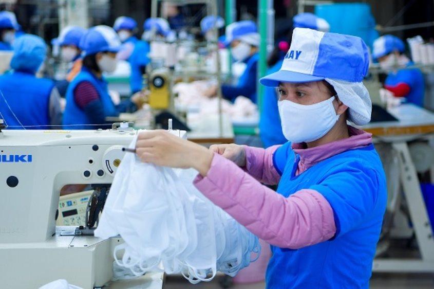 Đã có những đơn hàng xuất khẩu của các doanh nghiệp trong nước lên đến 400 triệu khẩu trang