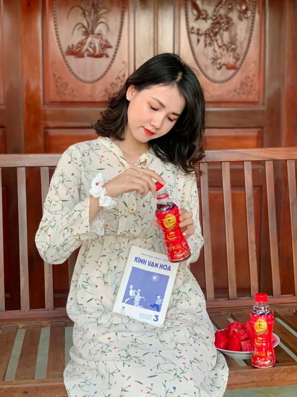 Trà thanh nhiệt Dr Thanh không chỉ giúp kháng vi-rút mà còn tăng cường hệ miễn dịch, cho tinh thần thoải mái, thư giãn
