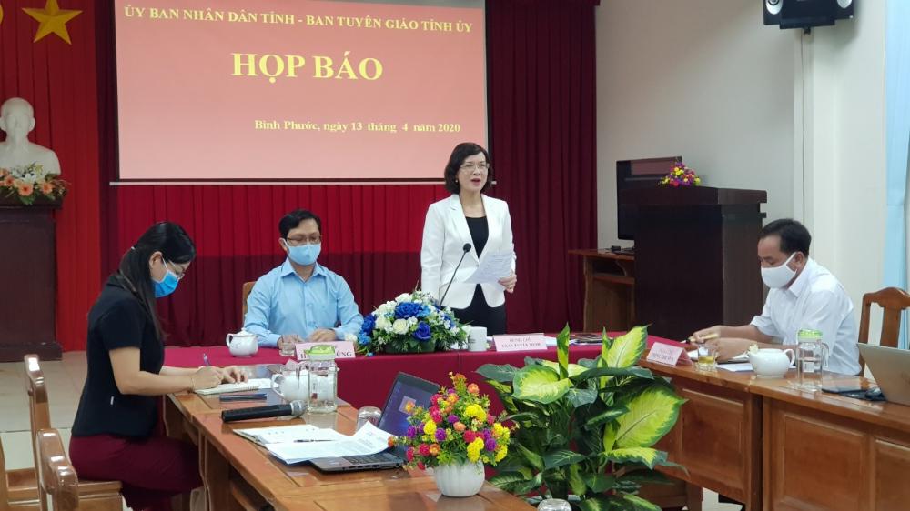 Phó chủ tịch UBND tỉnh Bình Phước khẳng định sẽ xử lý nghiêm, công khai, minh bạch
