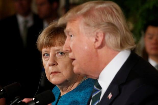 Không chỉ chậm chân trong cuộc chiến với COVID-19, Mỹ đang gặp rắc rối trong mối quan hệ với các nước đồng minh châu Âu.