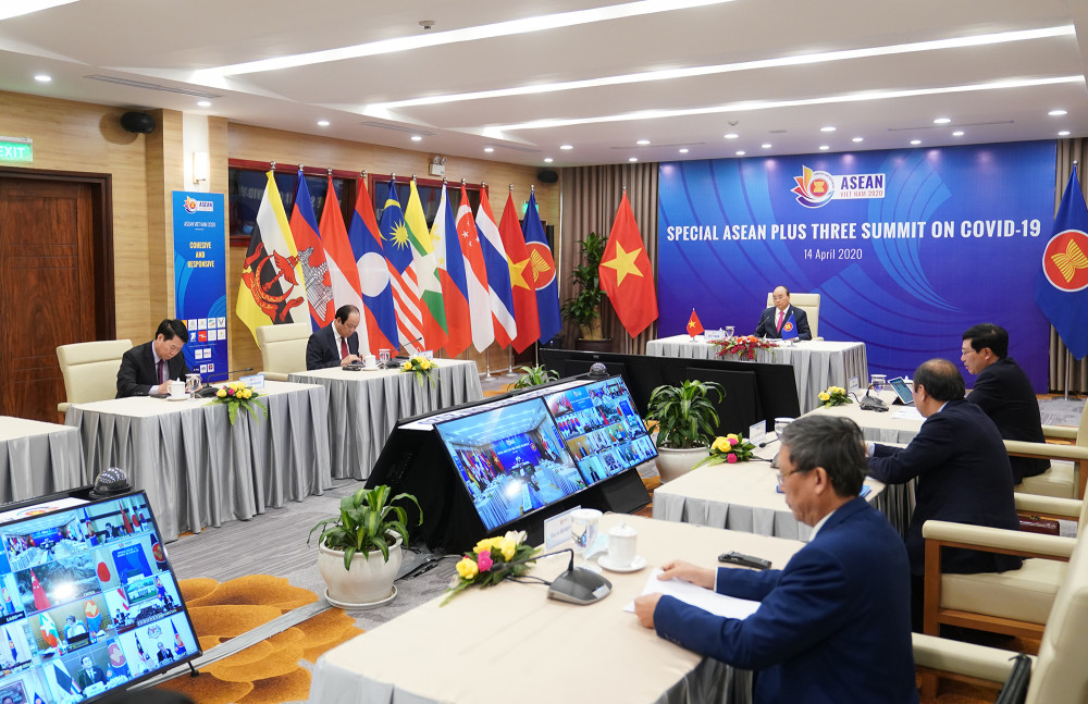 Hội nghị Cấp cao đặc biệt ASEAN+3