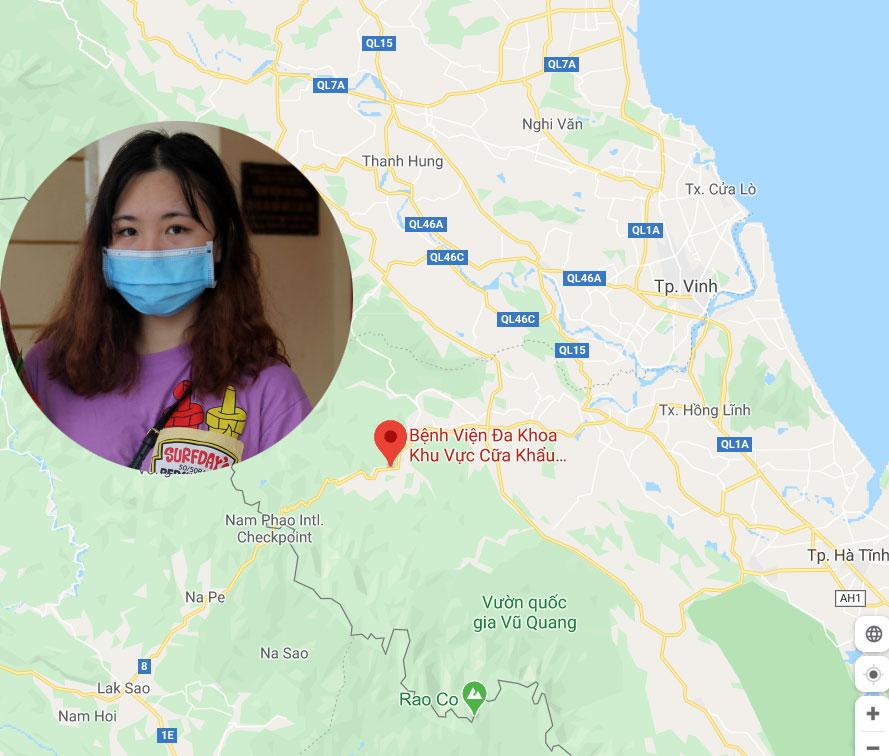 Cô gái 17 tuổi mong muốn được quay lại bệnh viện làm tình nguyện viên, phục vụ những người cách ly sau khi được chữa khỏi bệnh