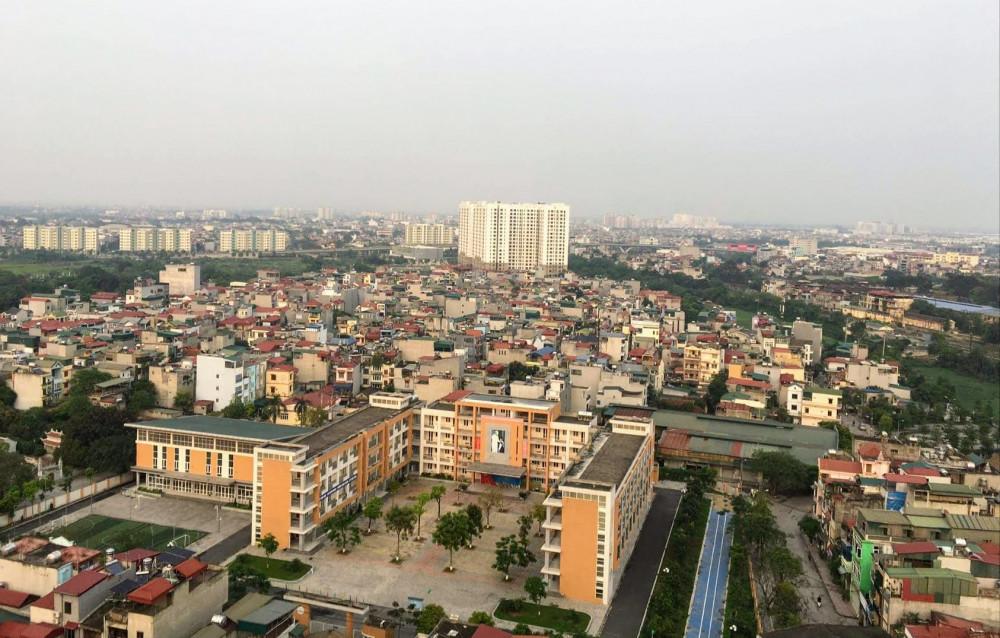 Bầu trời Hà Nội ít ô nhiễm hơn trong những ngày giãn cách xã hội