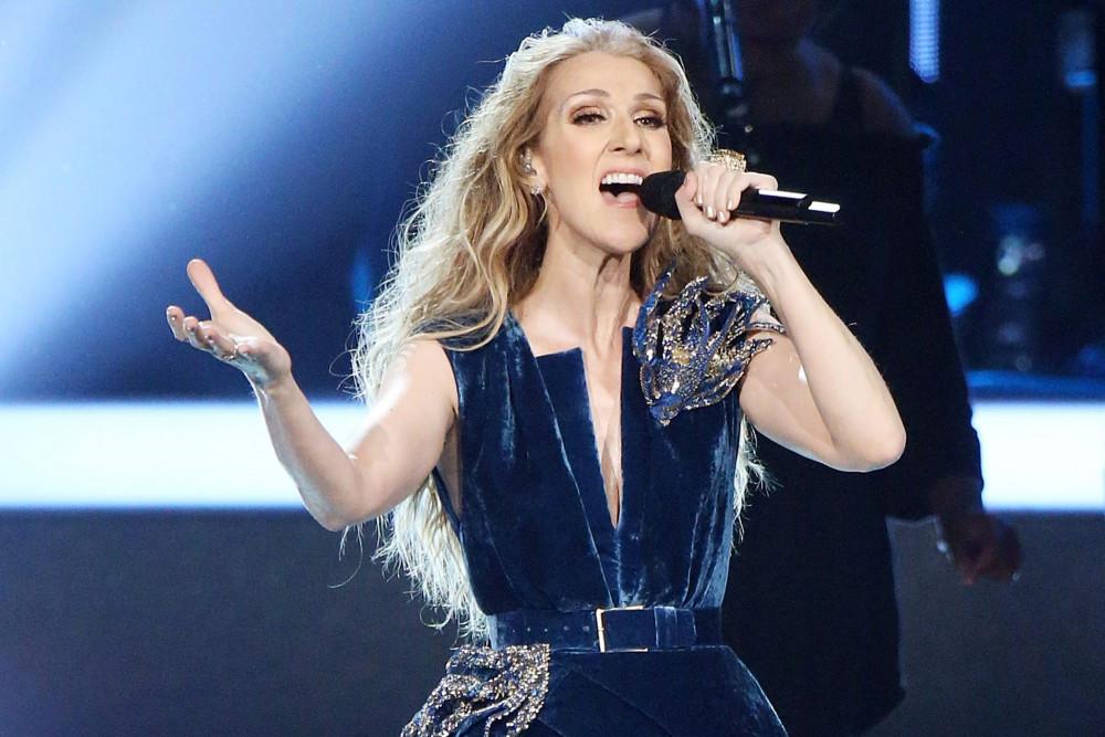 Celine Dion cũng sẽ góp mặt trong đêm nhạc đặc biệt này
