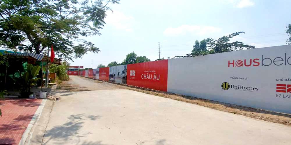 HausBelo là dự án nằm trong quỹ đất Khu đô thị P.Phú Hữu, Q.9 bắt buộc chủ đầu tư phải phát triển nhà ở xã hội với khoảng gần 900 căn hộ, nhưng hiện dự án đang ngang nhiên quảng cáo bán ra thị trường bên ngoài