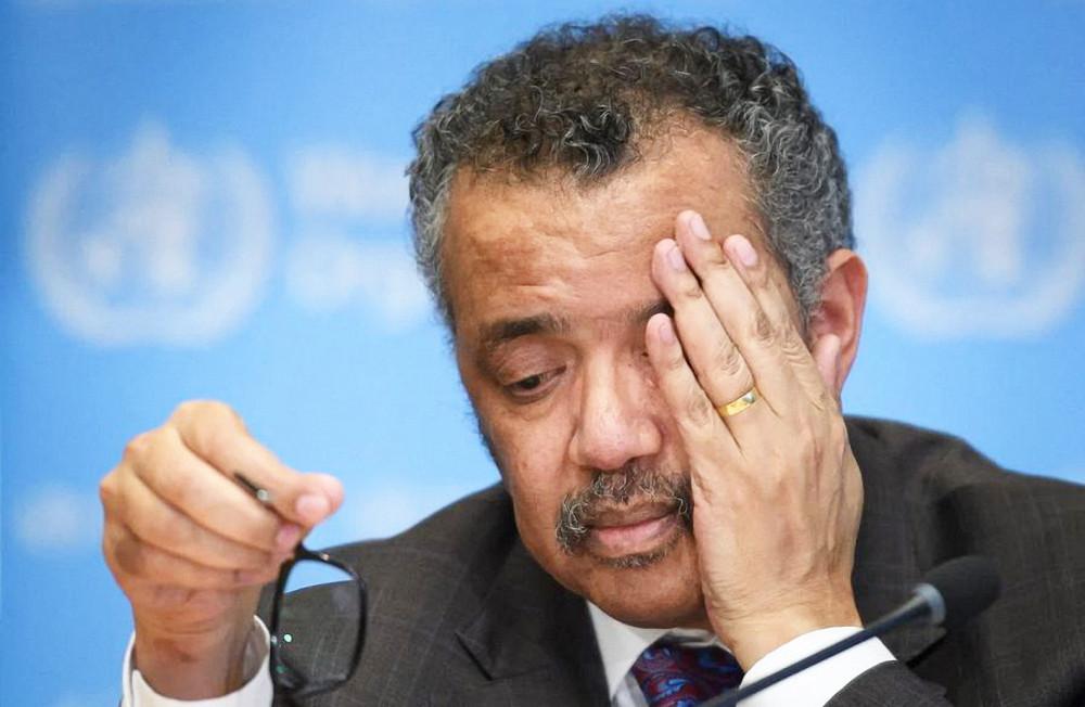 Tổng giám đốc WHO Tedros Adhanom Ghebreyesus - Ảnh: SCMP