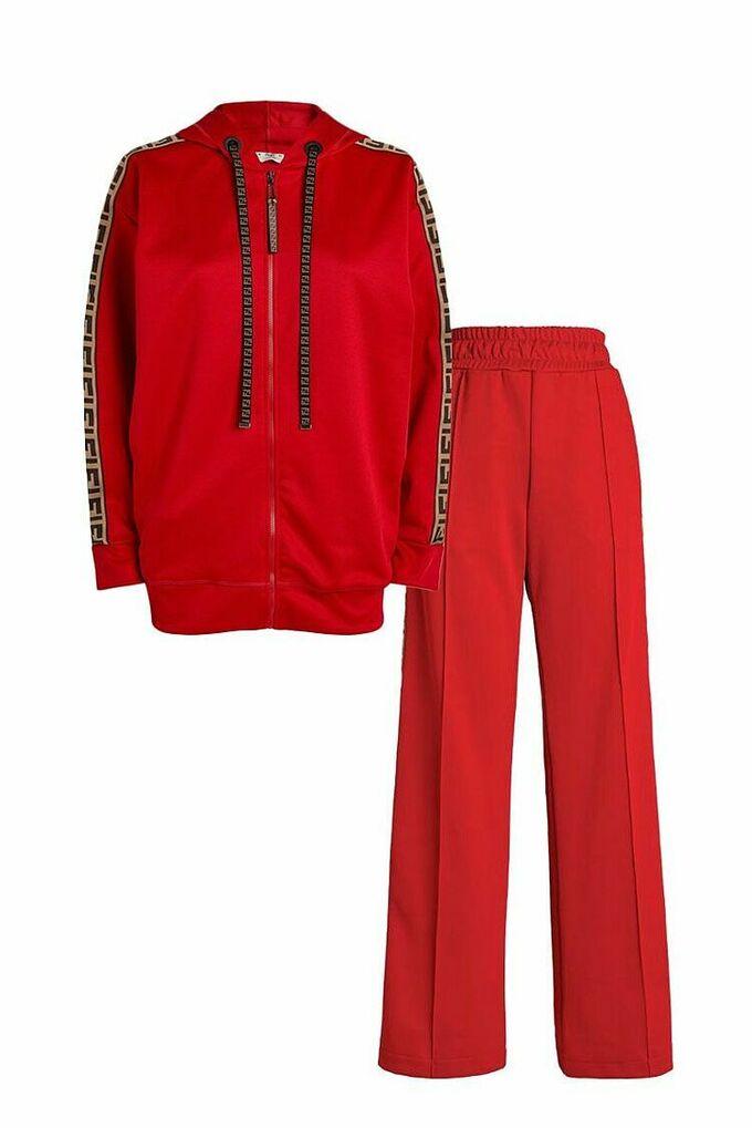 Bộ đồ thể thao của Fendi làm từ chất liệu vải jersey.