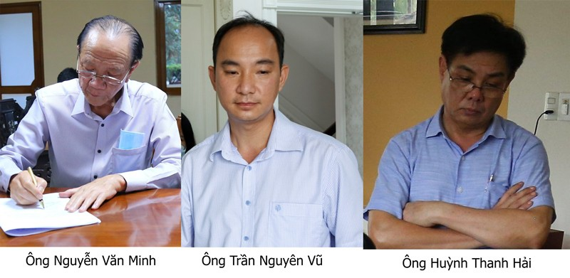 3 cán bộ bị đình chỉ sinh hoạt đảng vì có dấu hiệu sai phạm trong việc làm thất thoát đất công