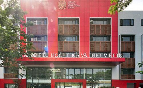 Trường dân lập Quốc tế Việt Úc