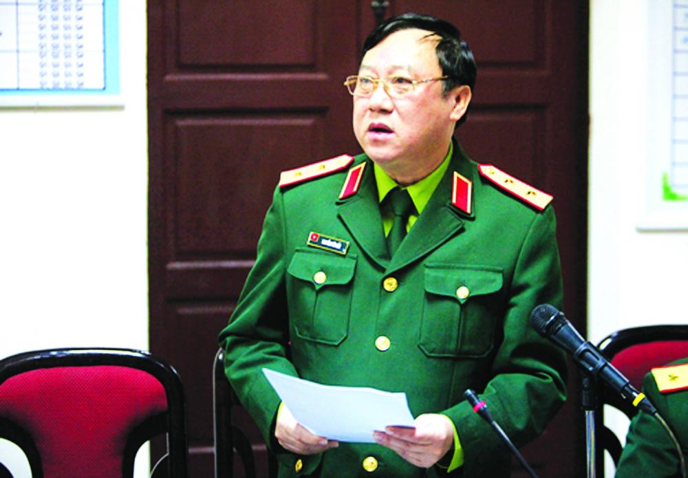 Trung tướng NGUYỄN ĐỨC HẢI - nguyên Viện trưởng Viện Chiến lược quốc phòng - Trung Quốc cần phải biết, không phải cứ dặt ra mục tiêu là làm dược