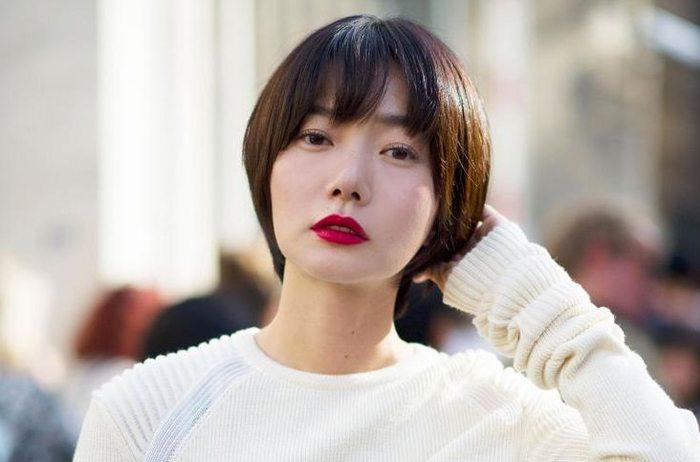 Cận cảnh nhan sắc đẹp lạ của Bae Doo Na.