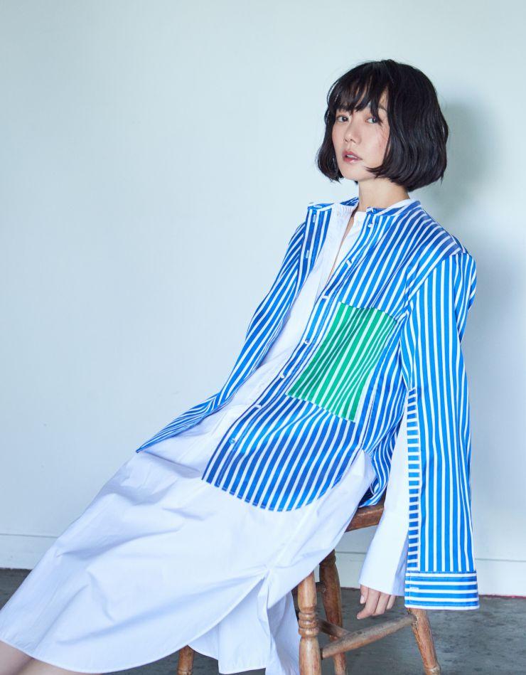 Ngoài diễn xuất, Bae Doo Na còn là người mẫu chụp hình đắt giá cho các tạp chí thời trang hàng đầu.
