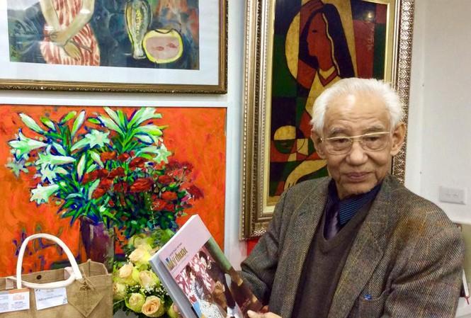 Hoạ sĩ Trần Khánh Chương