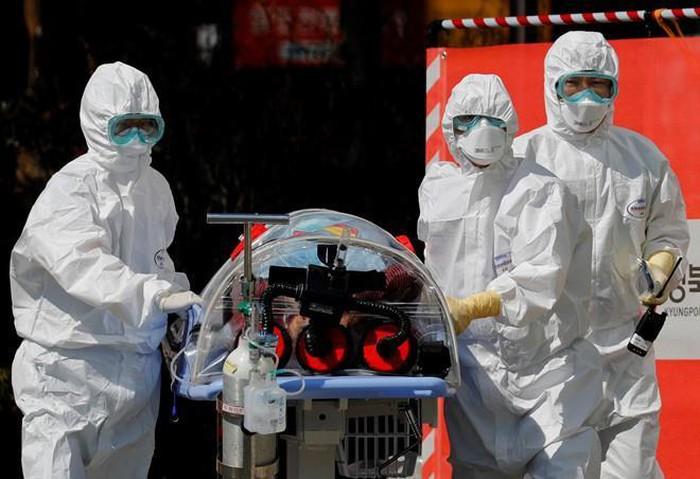 Số ca tái nhiễm của Hàn Quốc hiện lên tới hơn 100 người