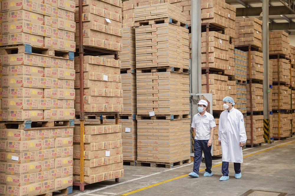 Nhà máy sữa Thống Nhất là 1 trong 13 nhà máy của Vinamilk đã sản xuất sản phẩm sữa đặc xuất khẩu đi nhiều nước trên thế giới