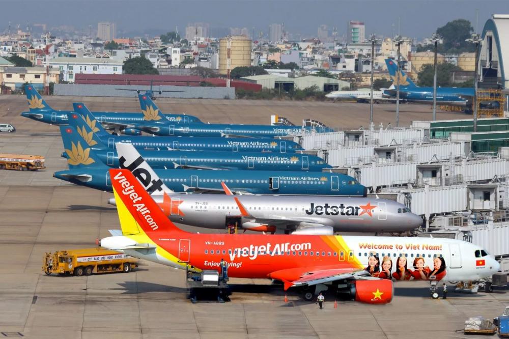 Cục hàng không kiến nghị cho bay một số chặng nội địa trong giai đoạn 24-30/4. Ảnh minh hoạ