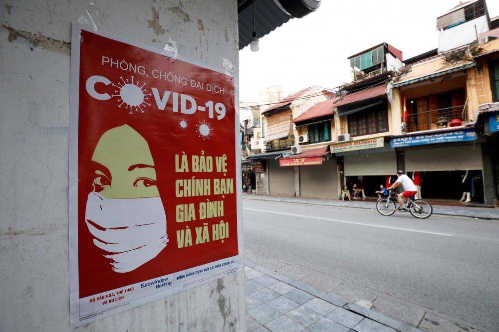 Việt Nam được khen ngợi trong công tác chống dịch COVID-19.