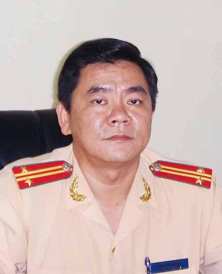 Cách chức thượng tá Đặng Thế Trung - Trưởng Phòng CSGT tỉnh Đồng Nai.