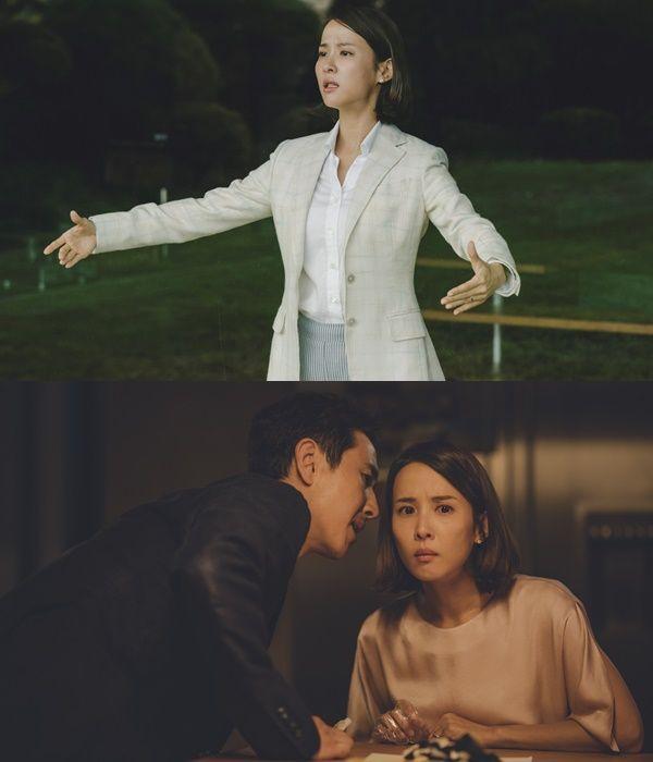 Cho Yeo Jeong gây dấu ấn đậm nét trong Ký sinh trùng.