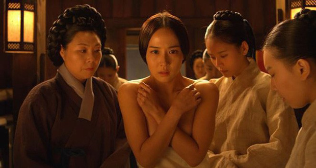Cho Yeo Jeong vụt sáng thành sao nhờ đảm nhiệm các cảnh quay gợi cảm.