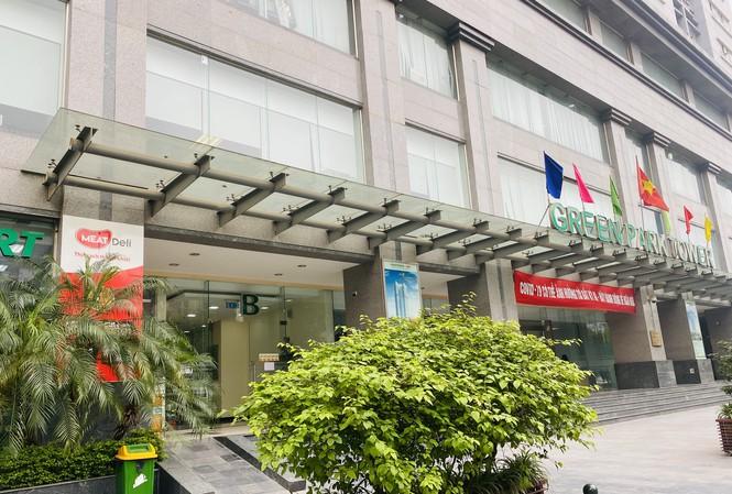 Tòa nhà CT1-CT2 Khu đô thị Yên Hòa, Cầu Giấy, Hà Nội - nơi 12 cựu quan chức chưa trả nhà công vụ - Ảnh: Trọng Tài/Tiền Phong