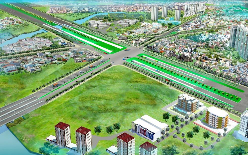 Dự án xây dựng hầm chui nút giao thông Nguyễn Văn Linh - Nguyễn Hữu Thọ (Giai đoạn 1) trong giai đoạn 1 có tổng mức đầu tư hơn 830 tỷ đồng.