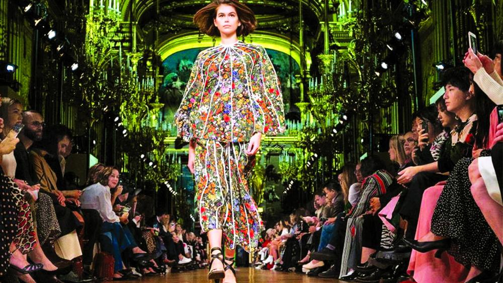 Thiết kế trong bộ sưu tập  Xuân - Hè 2020 của Stella McCartney
