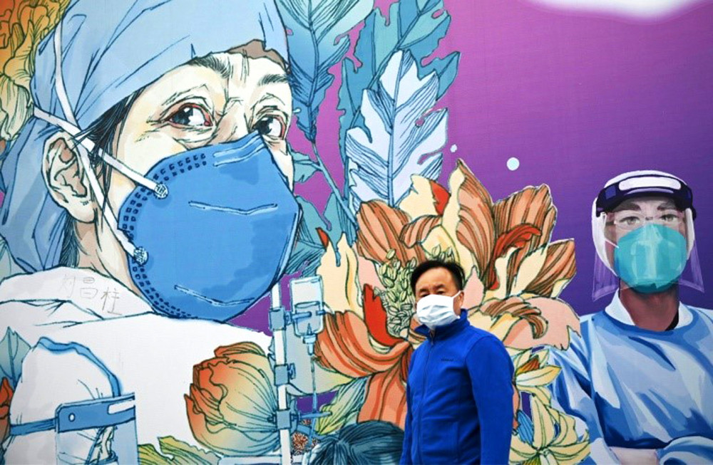 Cuốn nhật ký đụng đến những vấn đề nhạy cảm như bệnh viện quá tải và  từ chối bệnh nhân - Ảnh: Noel Celis