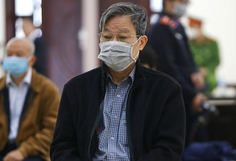 Cựu Bộ trưởng Bộ Thông tin và Truyền thông Nguyễn Bắc Son