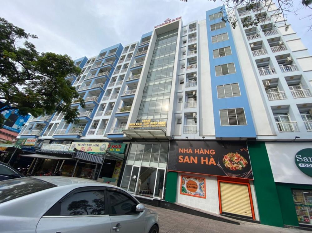 Dự án The Green View 557 Bến Bình Đông, phường 13, quận 8 của Công ty CP Phát triển Địa ốc Sài Gòn 5 đến nay vẫn chưa có sổ hồng